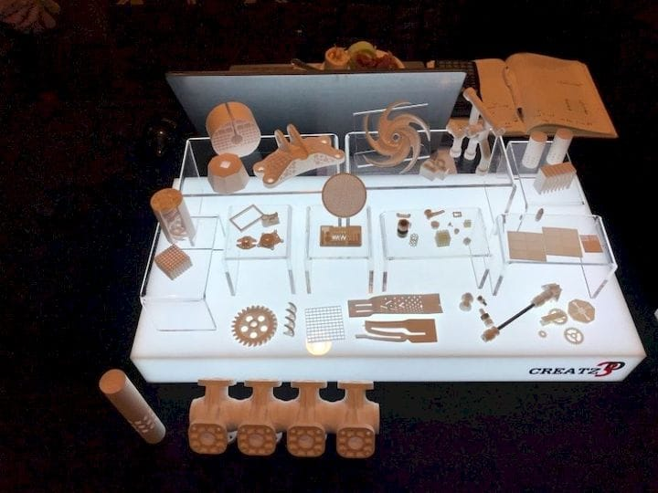 Ceramic 3D Printing Following Familiar Path