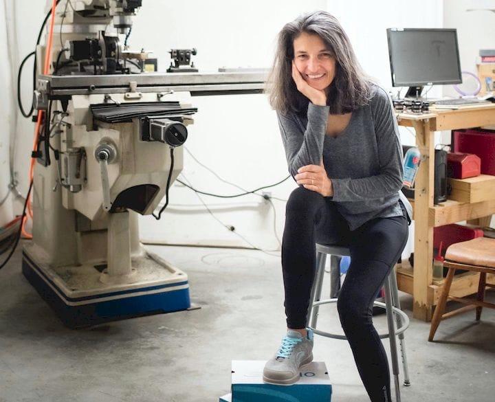 Casey Kerrigan [Source: Women in 3D Printing]