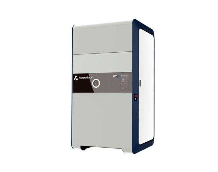 Aurora Labs' RMP1 metal 3D printer [Source: Aurora Labs]