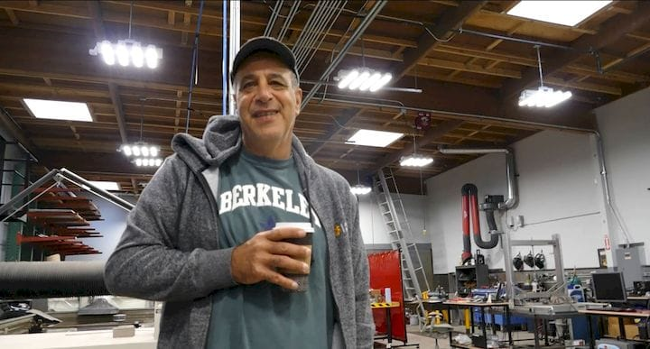 Take a Tour of Former Autodesk CEO Carl Bass's Wood and Metal Shops