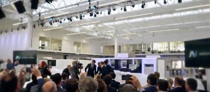 , Additive Industries Opens New Factory