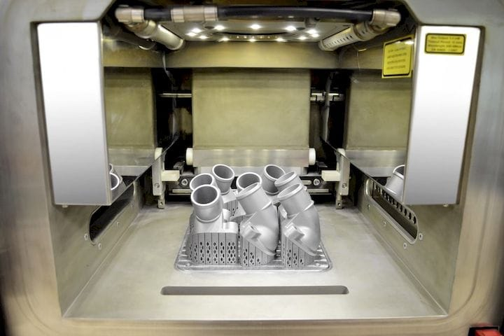 What's Holding Back 3D Printed Spare Parts?