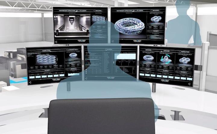 Farsoon's vision of a 3D print factory [Source: Farsoon]