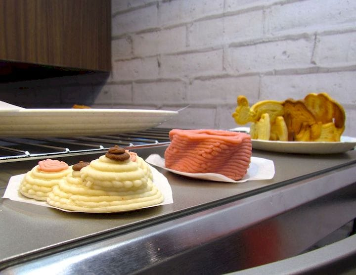 , Six Ways Food 3D Printing Can Be Advantageous