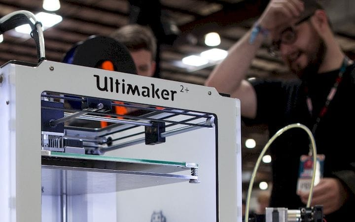 Ultimaker needs many more skilled people [Source: Ultimaker]