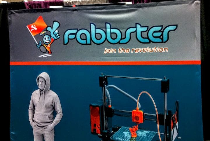 Fabbster, an early 3D printer manufacturer that shut down in 2015 [Source: Fabbaloo]