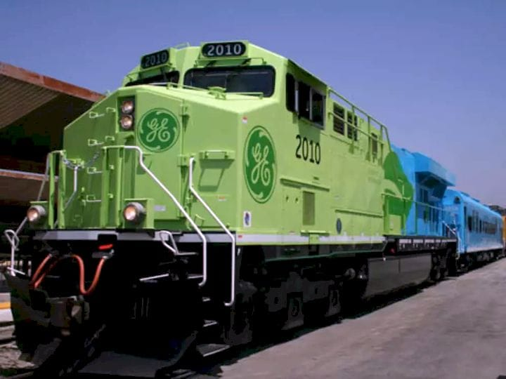 GE Transportation Jumps on the 3D Printing Train