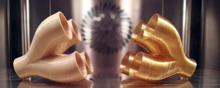 Annealed high-temperature 3D prints [Source: miniFactory]