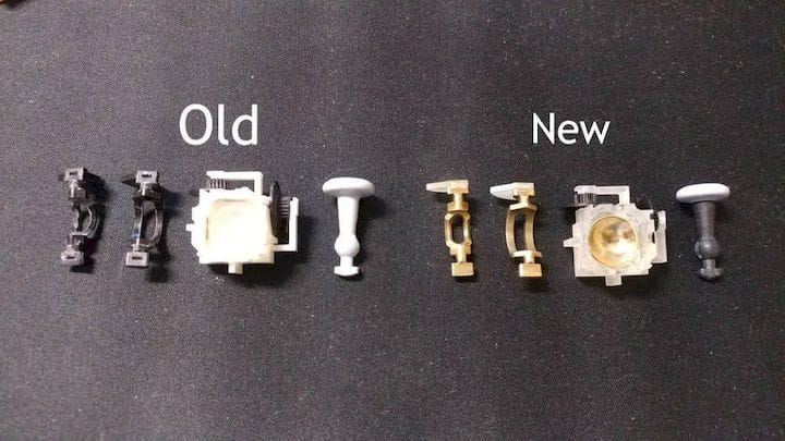 The Challenge of Making Replacement Parts