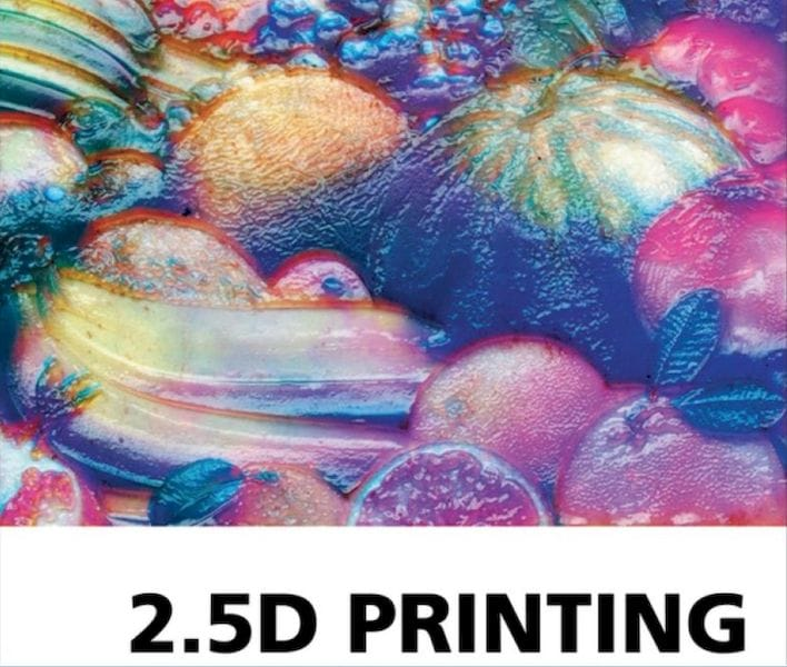 Book of the Week: 2.5D Printing: Bridging the Gap Between 2D and 3D Applications