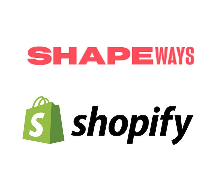 Shapeways' Big Integration and More