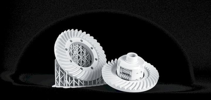 , Zortrax Developing Resin 3D Printer