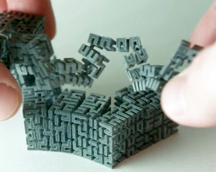 voxeljet's Thermoplastic Strategy Unfolds Further with TPU and PP Materials
