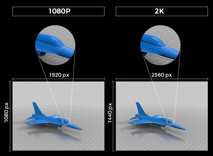 Example of resolution advantages on the Dazz 3D L120 3D printer [Source: Dazz 3D]