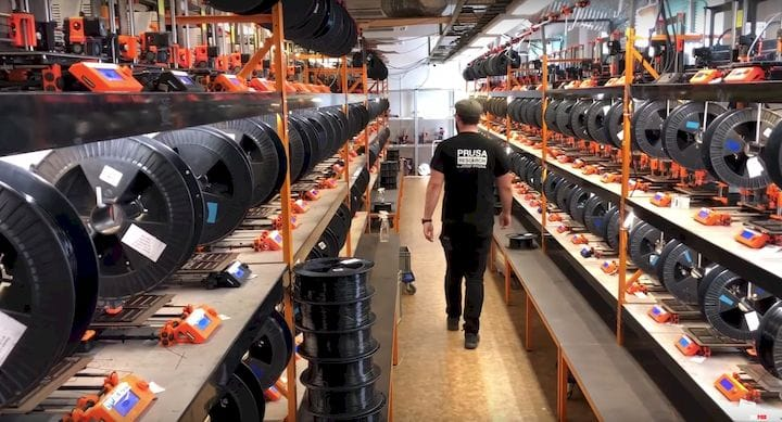 A Caution for 3D Printer Startups: You're Too Late