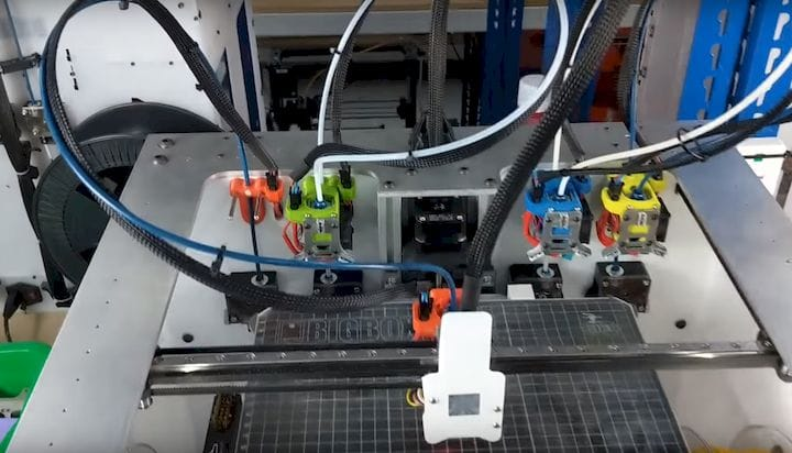 E3D's Next 3D Printer?