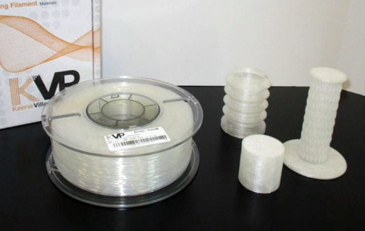 Something Interesting Happening With Flexible Filaments