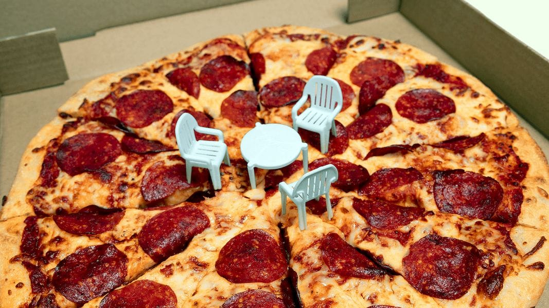 3D Printing Can Solve Any Problem! Even Pizza!