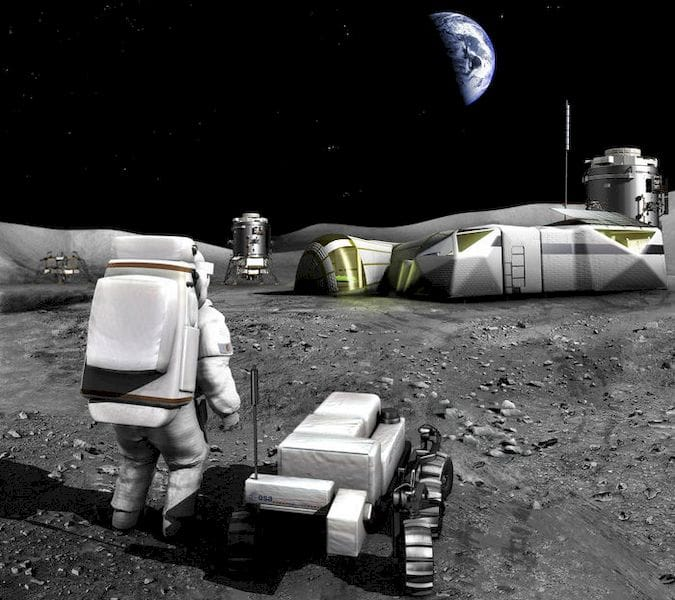 ESA's Lunar 3D Printing Challenge