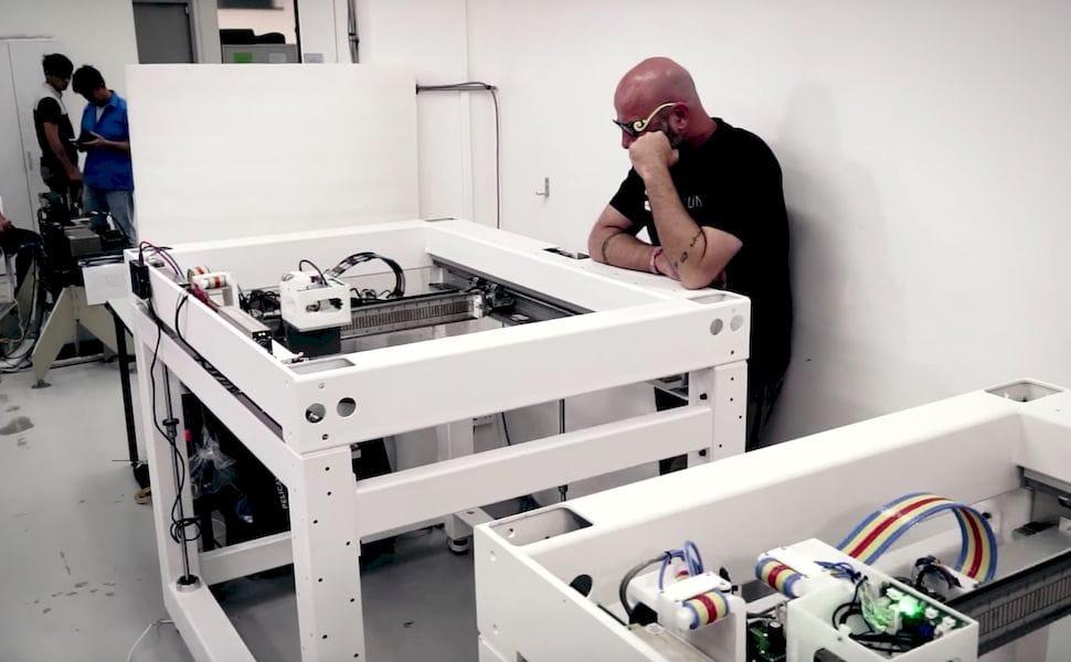 , Essentium's Mysterious HSE 3D Printer