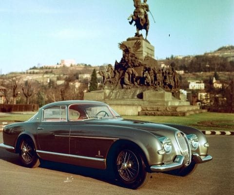 A 1954 Pininfarina (  Image Source  )