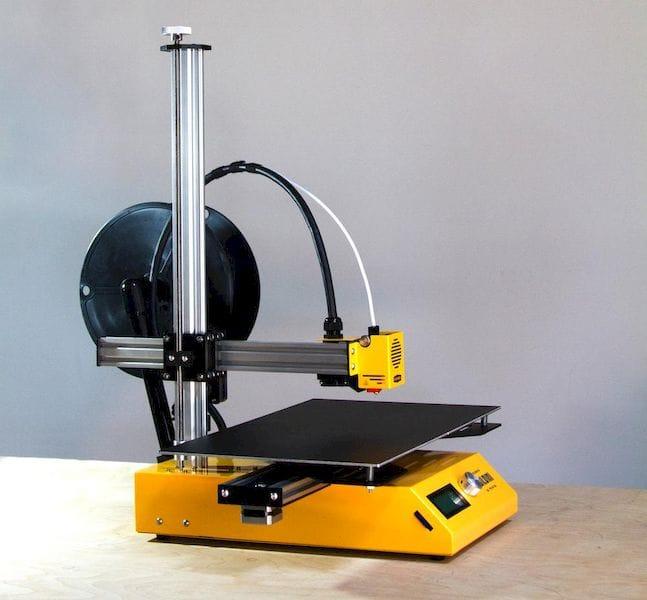 The Buildini Experimental 3D Printer