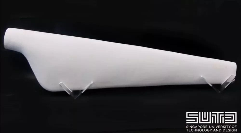 The Significance of Completely Biodegradable 3D-Printed Plastic