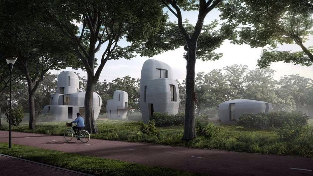 Project Milestone to build habitable structures