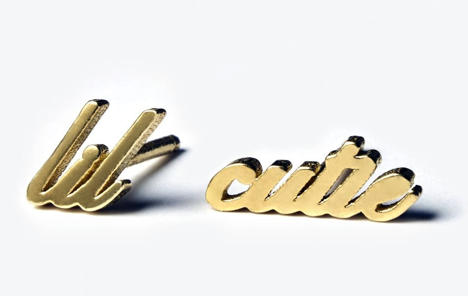 Customized 3D printed jewelry with Shapeways' new system