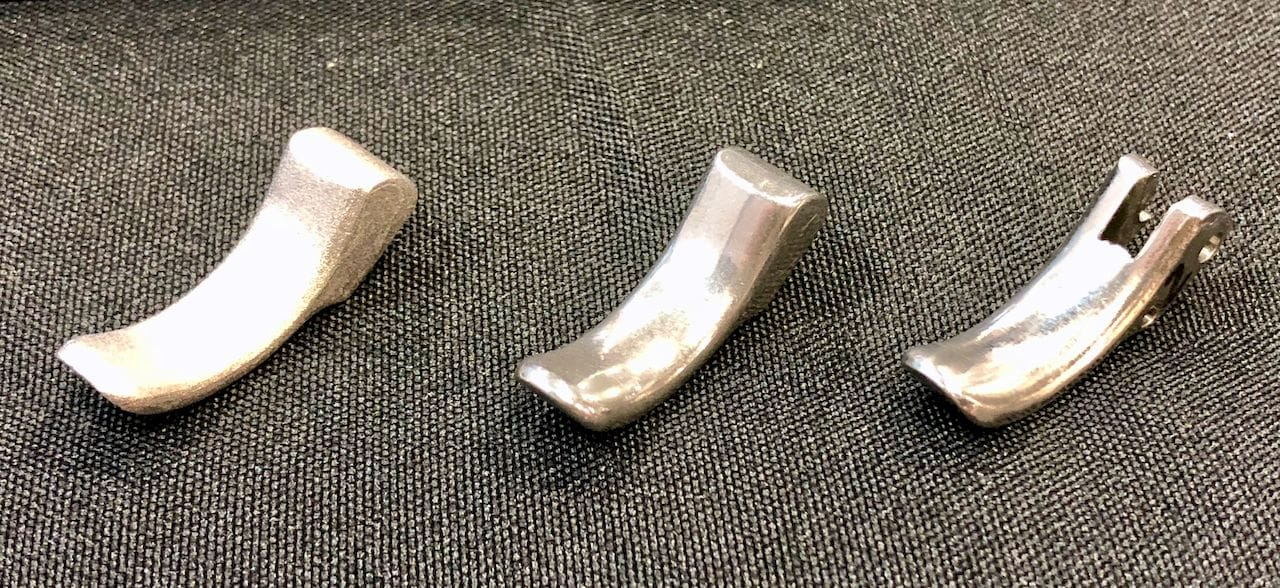 Excellent quality 3D printed metal parts by 3DEO