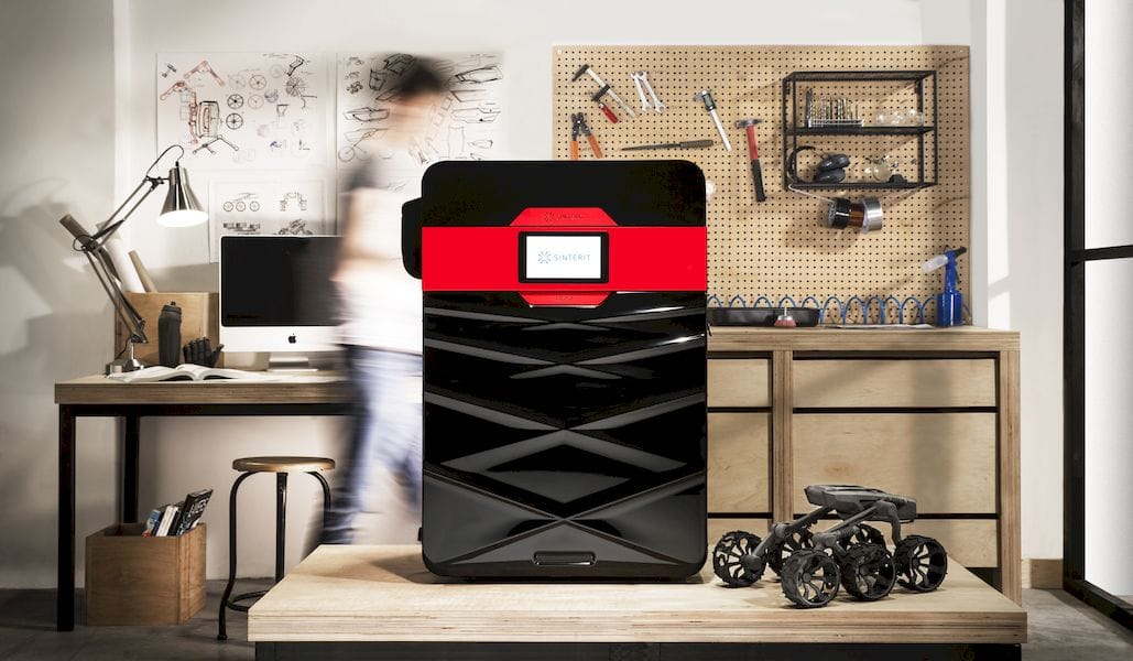 Sinterit Scales Up With The Lisa 2 SLS 3D Printer