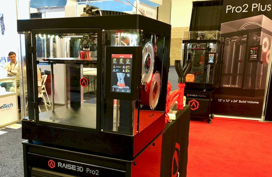 What's Really Different About Raise3D's Pro2 3D Printers?