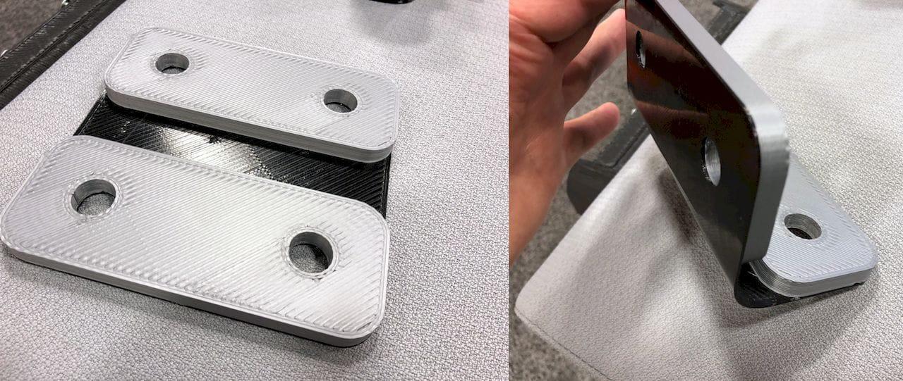 Testing BigRep's new flexible 3D printer material