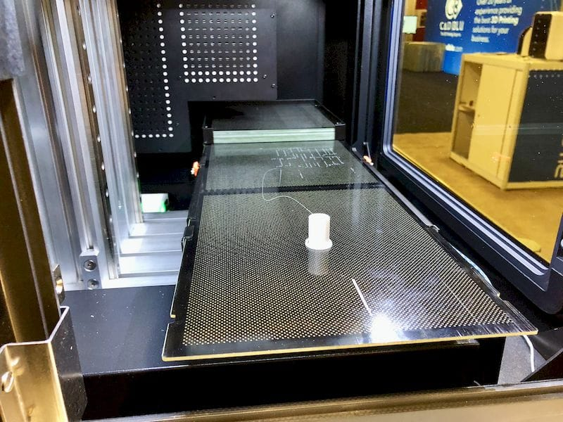 , Tiertime's Continuous 3D Printing Feature