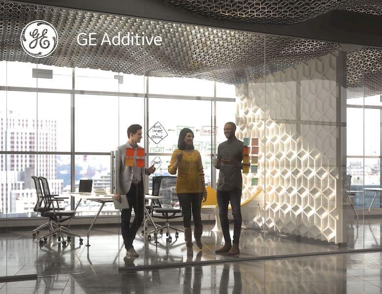 GE Additive's new AddWorks service