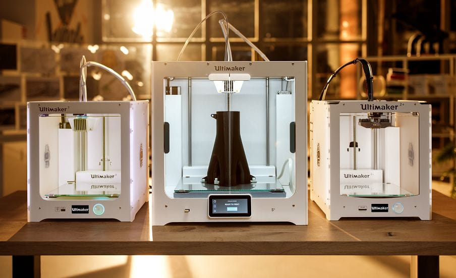 The First New Ultimaker 3D Printer in a Long Time