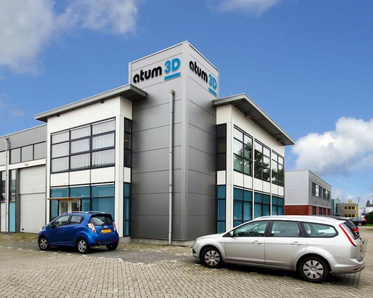 Atum3D's Interesting New Partner