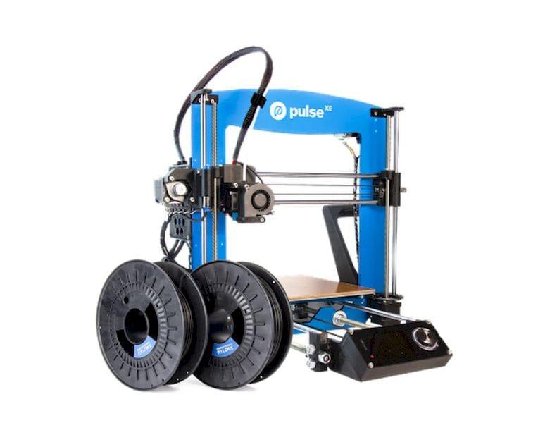 MatterHackers Announces Advanced Desktop 3D Printer