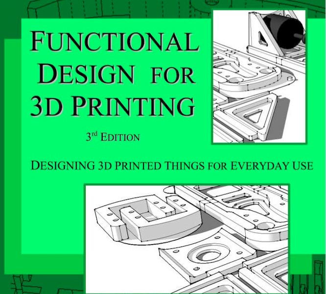 , Book of the Week: Functional Design for 3D Printing