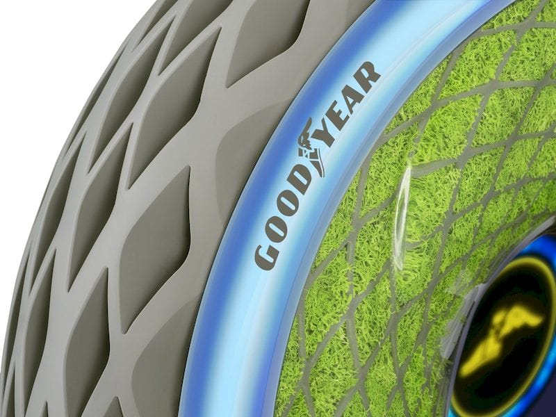, Design of the Week: Oxygene Tire
