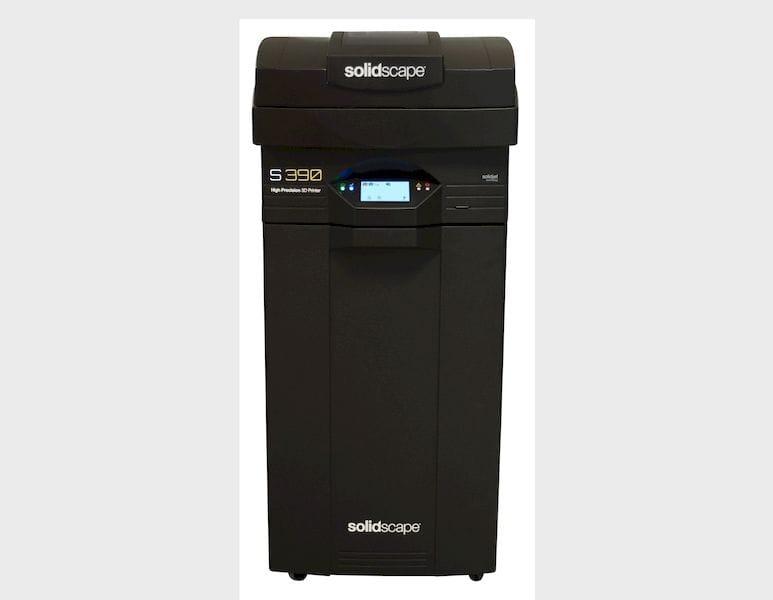 Solidscape's New S390 High-Rez Jewelry 3D Printer