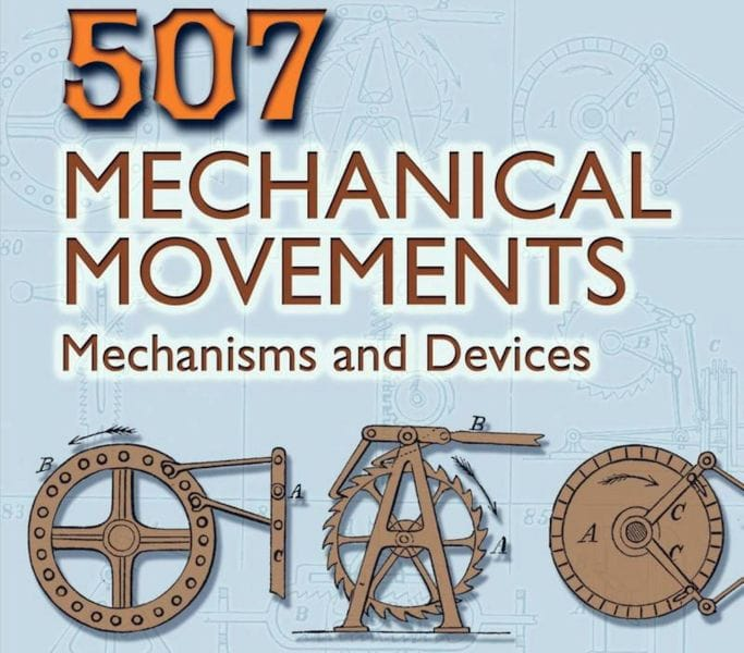 Book of the Week: 507 Mechanical Movements