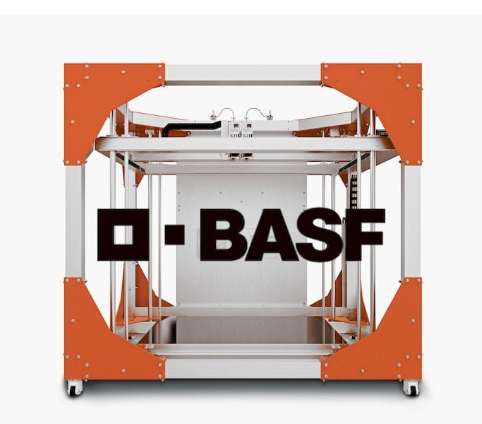 BASF Takes a Huge Step – With BigRep