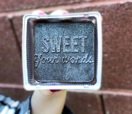 SweetYourWords Hits The Sweet Spot