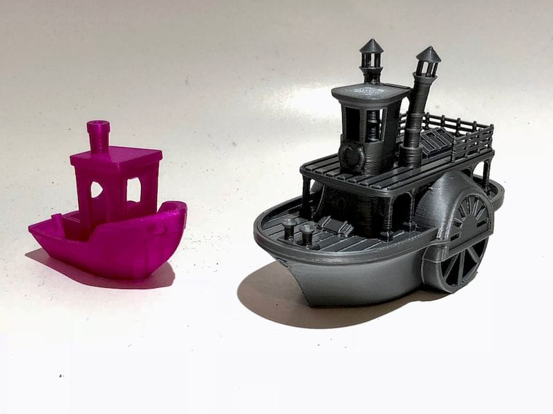 This is Not the #3DBenchy You're Looking For