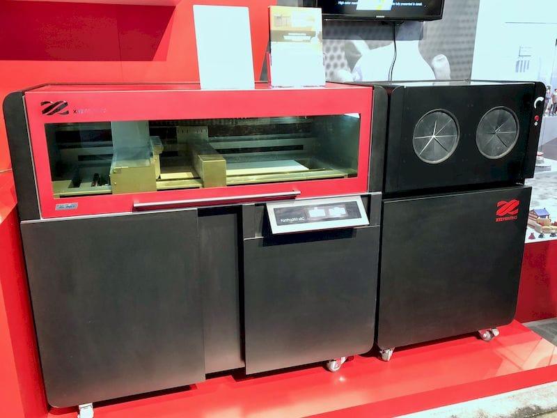 XYZprinting's Surprising Industrial 3D Printing Focus