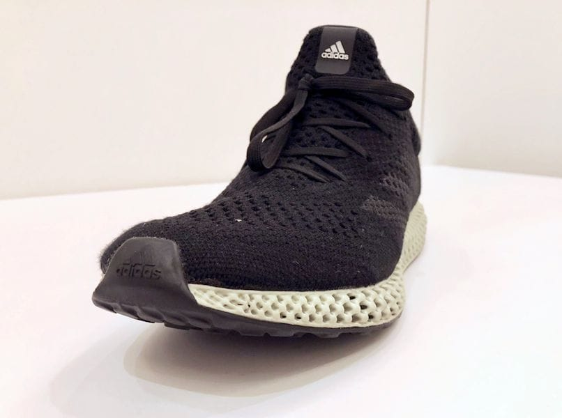 , Carbon's Incredible Adidas 3D Printed Shoe is Now Purchasable