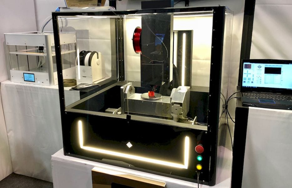 Ethereal Machines: A Company Making Many Different 3D Printers