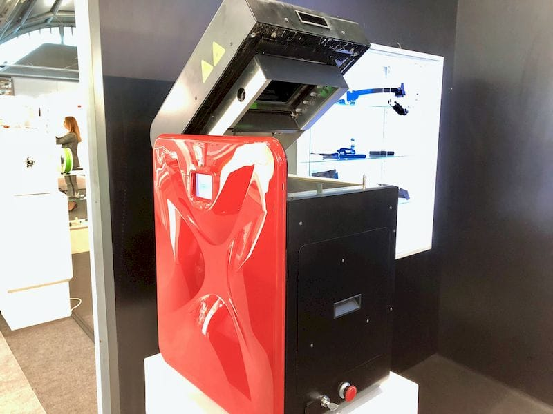 , An Inexpensive Entry Point to Desktop SLS 3D Printing?