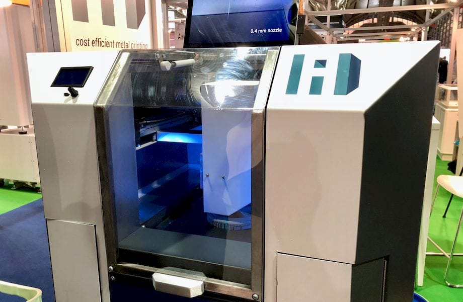 The ExAM 255 3D metal printer from AIM3D